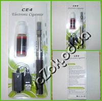 Электронная сигарета eGo CE4 650 мAч с жидкостью для заправки
