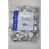 Свечи чайные белые, 100 шт/уп