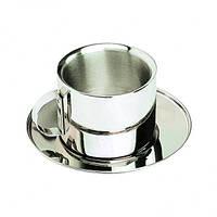Чашка чайная с блюдцем, 200 мл