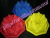 Форма силиконовая Кекс Корона, фото 1