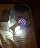 Портативный фонарь от летающих насекомых 6 Вт Noveen IKN853 LED IP44, до 40 кв.м., фото 4