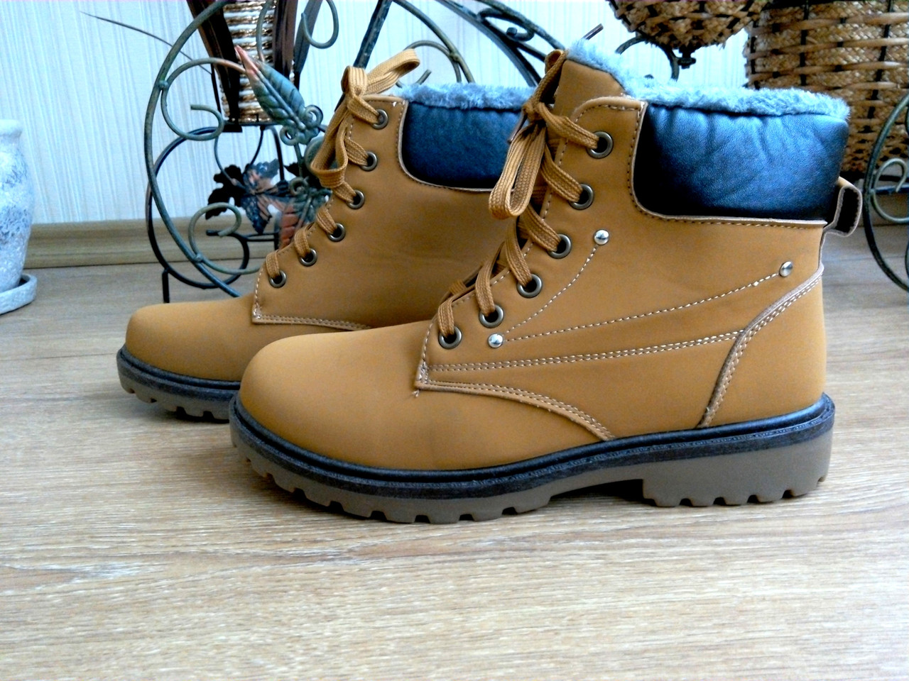 Мужские ботинки. Зимние ботинки. Стильные ботинки. Ботинки 2015