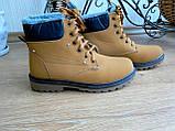 Мужские ботинки. Зимние ботинки. Стильные ботинки. Ботинки 2015, фото 3