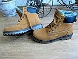 Мужские ботинки. Зимние ботинки. Стильные ботинки. Ботинки 2015, фото 5