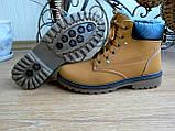 Мужские ботинки. Зимние ботинки. Стильные ботинки. Ботинки 2015, фото 6