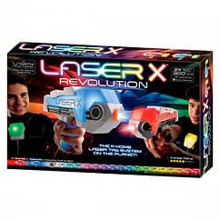 Игровой набор для лазерных боев - LASER X REVOLUTION ДЛЯ ДВУХ ИГРОКОВ