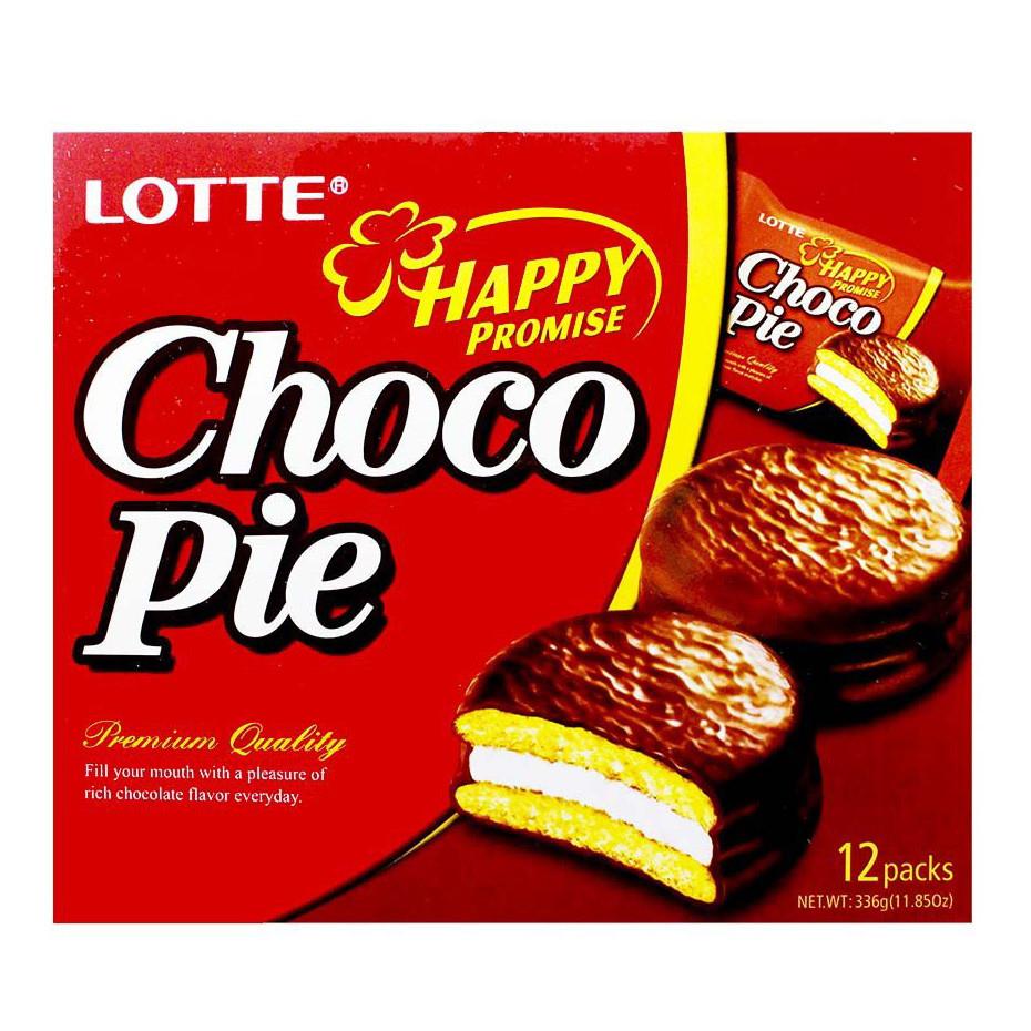 Печиво Choco Pie 336г, 8 шт/ящ_6474