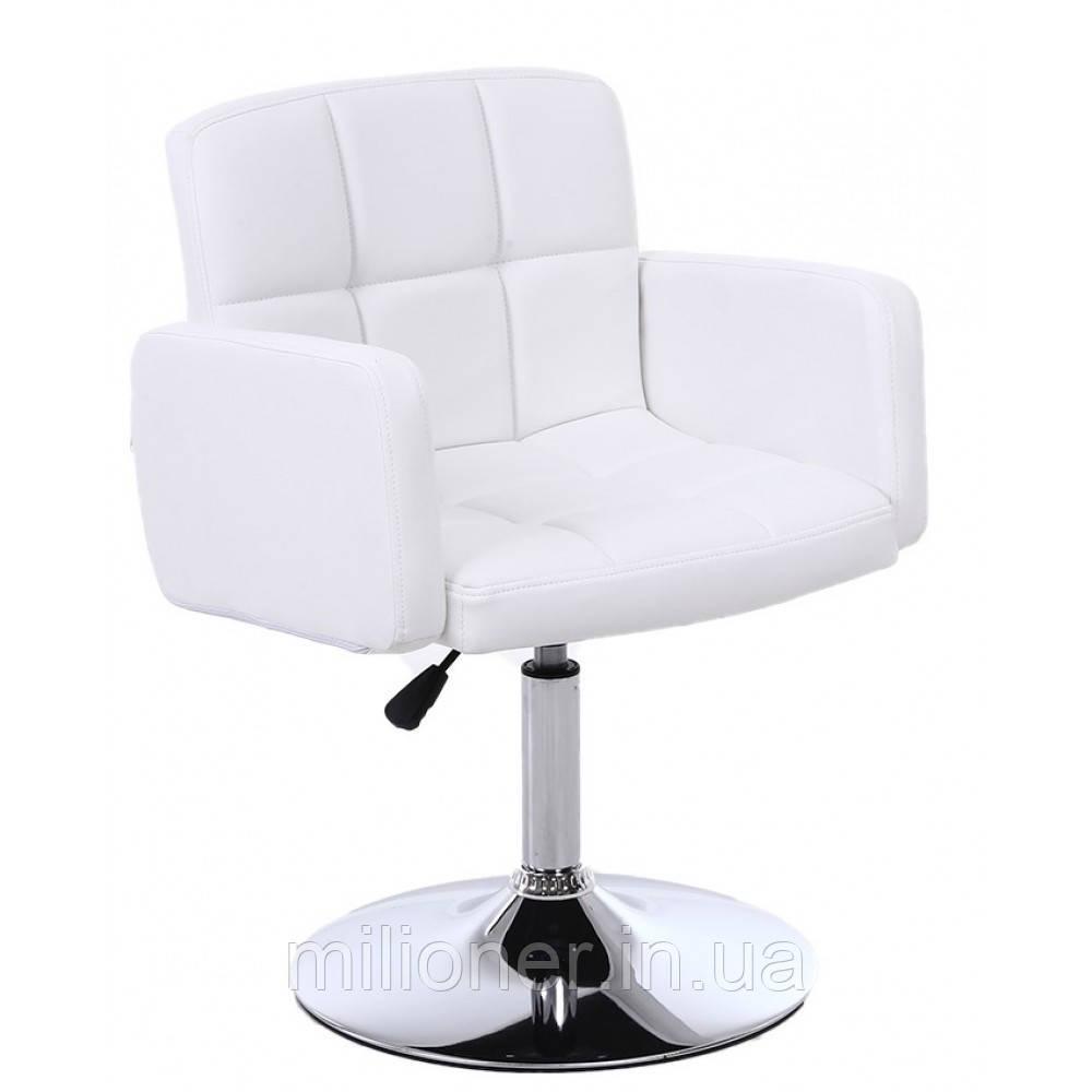 Кресло хокер Bonro B-869-1 белое