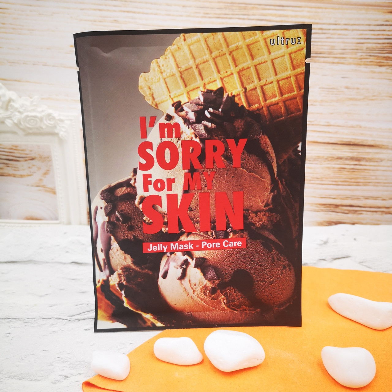 Im sorry for my skin маска уход за порами гелевая Pore Care Jelly Mask Ice Cream