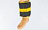 Утяжелители-манжеты для рук и ног Zelart UR ZA-2072-4 (2 x 2,0 кг), фото 2