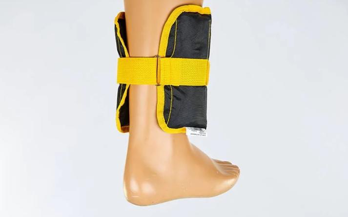 Утяжелители-манжеты для рук и ног Zelart UR ZA-2072-4 (2 x 2,0 кг)
