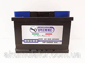 Акумулятор автомобільний Vipiemme   60-0 (R+) (550A)