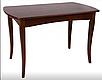 Кухонный раздвижной стол -Милан СО-270.1 (серый, белый, бук, орех, венге), фото 3