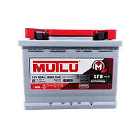 Аккумулятор MUTLU SFB S3 6CT-60Ah/600A L+ L2.60.054.B Автомобильный (МУТЛУ) АКБ Турция НДС