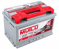 Аккумулятор MUTLU SFB S3 6CT-75Ah/750A R+ L3.75.072.A Автомобильный (МУТЛУ) АКБ Турция НДС