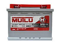 Аккумулятор MUTLU SFB S2 6CT-60Ah/540A R+ LB2.60.051.A Автомобильный (МУТЛУ) АКБ Турция НДС