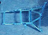 Кронштейн фари DAF XF105 XF95 кріплення фари ДАФ ХФ105 ХФ95 тримач фари павук, фото 5