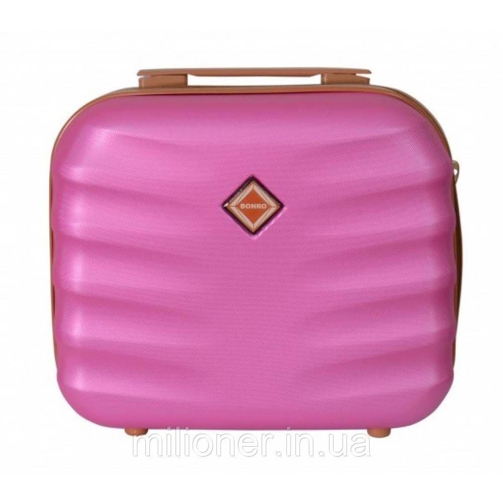 Сумка кейс саквояж Bonro Next (средний) розовый