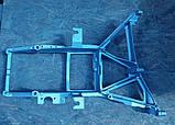 Кронштейн фари DAF XF105 XF95 кріплення фари ДАФ ХФ105 ХФ95 тримач фари павук, фото 6