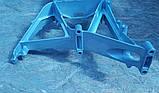 Кронштейн фари DAF XF105 XF95 кріплення фари ДАФ ХФ105 ХФ95 тримач фари павук, фото 8