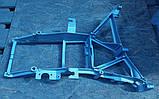 Кронштейн фари DAF XF105 XF95 кріплення фари ДАФ ХФ105 ХФ95 тримач фари павук, фото 9