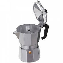 Гейзерная кофеварка A-PLUS на 6 чашек