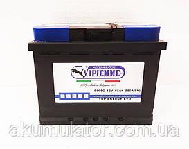 Акумулятор автомобільний Vipiemme    65-0 (R+) (580A)