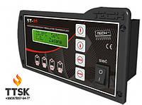 Контроллер температуры TECH ST-81 для твердотопливного котла