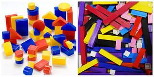 Блоки Дьєнеша та палички Кюізенера