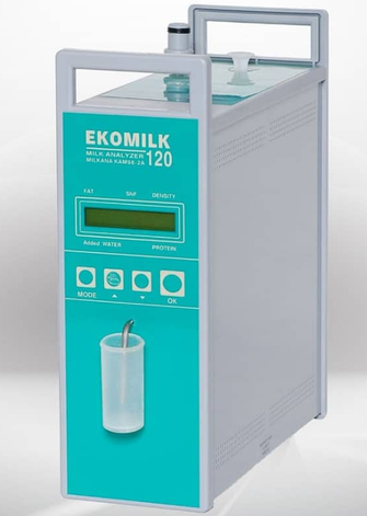 Анализатор молока ультразвуковой ЭКОМИЛК Стандарт + проводимость, фото 2