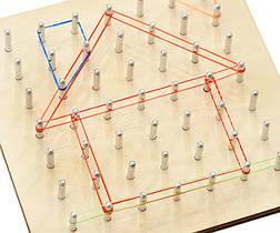 Математичні планшети (Геоборды)