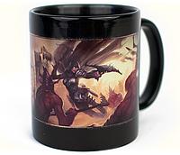 Кружка чашка охотника за демонами