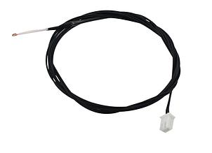 Heat bed thermistor (Thermistor L700 mm Black) Датчик температури підігріву платформи