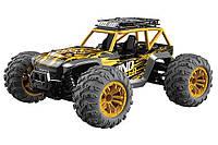 Машинка на радіокеруванні 1:12 UJ Pioneer 4WD (жовтий)