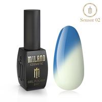 Гель-лак Milano Sensor №02⭐⭐⭐⭐⭐