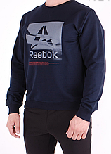 Світшот Reebok т. синій розмір 2XL