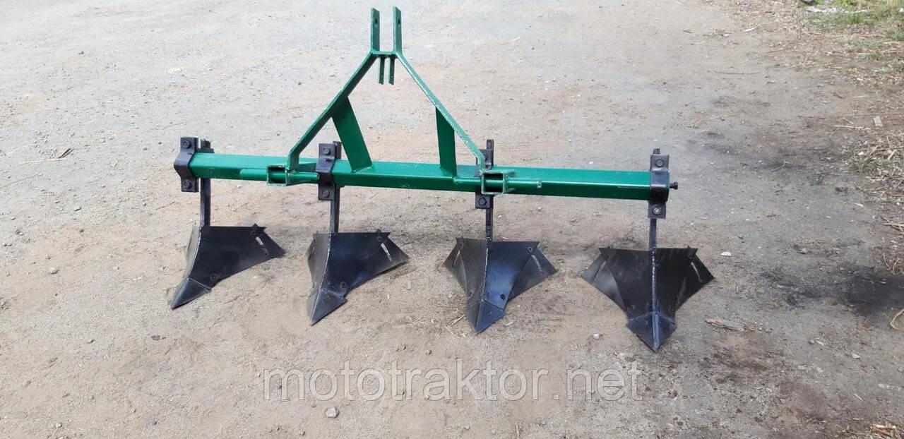 Окучник тракторный четырехрядный (3т)
