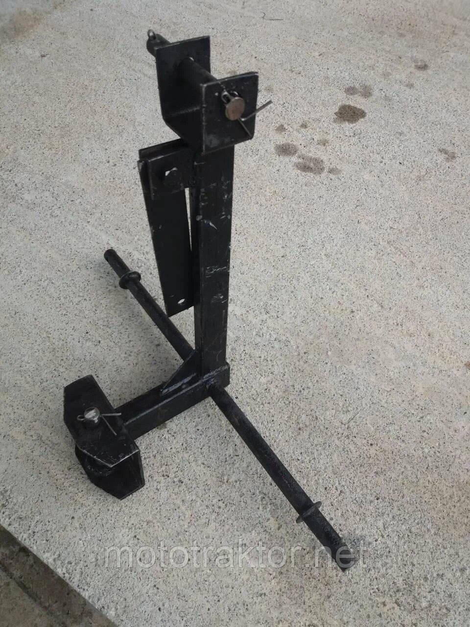 Перехідник-адаптер (мотоблок-трактор) з 1 т на 3 т