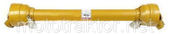 Карданний вал для косарки, саджалки, сівалки (120 см) 8*8 шліців