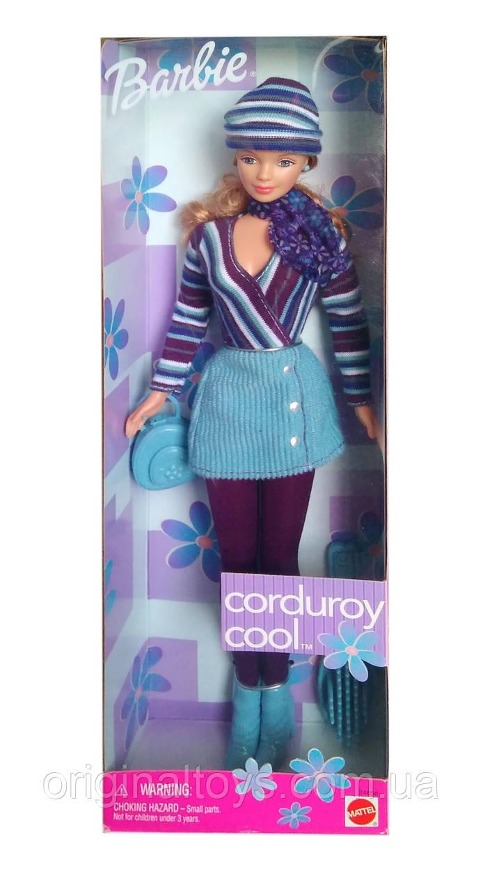 Коллекционная кукла Барби Barbie Corduroy Cool 1999 Mattel 24658