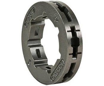 Звездочка (кольцо звездочки) для бензопилы