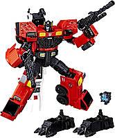 Трансформер Transformers Инферно Сила Праймов Generations Power of the Primes Voyager Class Inferno, фото 1