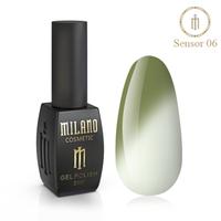 Гель-лак Milano Sensor №06⭐⭐⭐⭐⭐