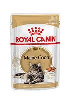 Влажный корм для котов породы мейн кун Royal Canin Maine Coon 85г х 12шт