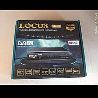 Цифровой тюнер Т2 Locus-08 ( DVB T/T2) IPTV