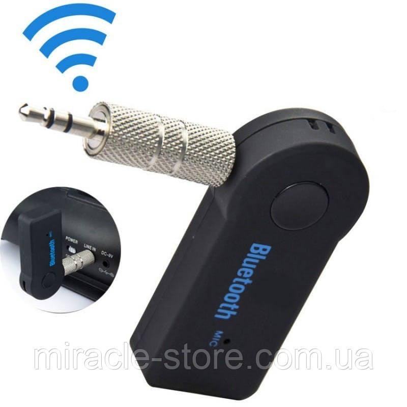 Автомобильный адаптер трансмиттер BT350 с Bluetooth AUX | Рессивер