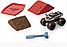 Игровой набор  машинка и кинетический песок Monster Jam, фото 3