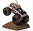 Игровой набор  машинка и кинетический песок Monster Jam, фото 5