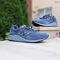 Мужские кроссовки в стиле New Balance 999 серые великаны, фото 1