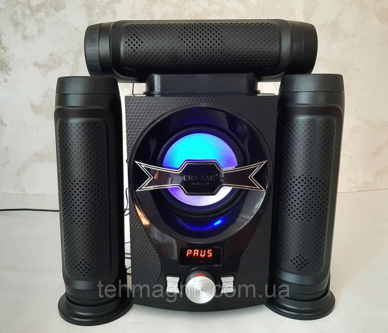 Акустическая система 3.1 DJACK E-603 60W (USB/FM-радио/Bluetooth)